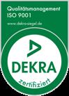 DEKRA –Zertifiziertes Qualitätsmanagement